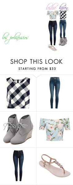 """los polinesios"" by anainesdiazh on Polyvore featuring Belleza, Oscar de la Renta, WithChic, Miss Selfridge y IPANEMA"