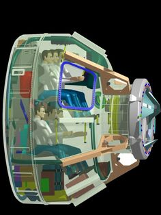 boeing Crew Space Transportation CST-100