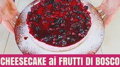 Iscriviti al Canale ►http://goo.gl/2qgZ9n Pagina Facebook ►https://www.facebook.com/FattoInCasaDaBenedetta Cheesecake ai Frutti di Bosco Fatta in casa, ricet...