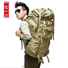 179元。一七一三1101正品戶外登山包雙肩背包旅行包旅遊包背囊70L70升-tmall.com天貓
