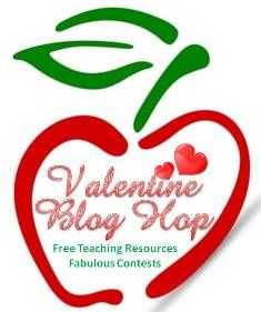 Valentine Blog Hop - FREE Valentine's Day materials on EVERY blog and a GIVEAWAY from every blogger! Check it out!!