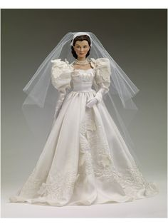 SOLD OUT - Scarlett's Wedding Day - Tonner Doll Company - #Brides #Weddings…