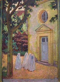 Maurice Denis, 1917