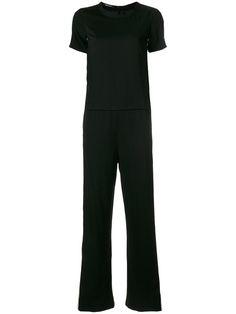 NEIL BARRETT side striped jumpsuit. #neilbarrett #cloth #jumpsuit