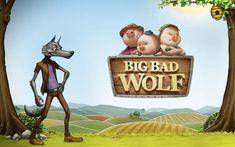 Varkens🐷 en wolf🐺 uit een bekend sprookje? Dit is moderne🆕 versie ervan.  Big Bad Wolf online casino spel is het beste videoslot van Quickspin met gratis spins en multiplier💲.  Dat is heel grappige spel met allerhande winnende combinaties🎰 om je winst te vergroten en dan lekker de uitbetaling krijgen💳.