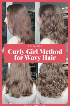 Your Guide to The Curly Girl Method: The Right Care for Brand New Curls & Waves
