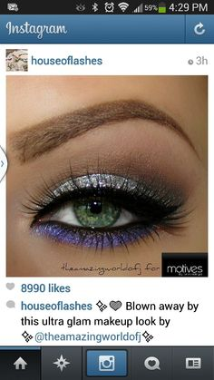 Amazing eye makeup inspiration