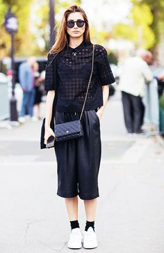 50 Summer Outfit Ideas From the Street Style Elite via @WhoWhatWearAU