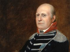 An original member of the Connecticut Society, Jacob Kingsbury served in both the Revolutionary War and War of 1812, and is depicted wearing a Society Eagle in this portrait.