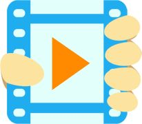 Video Grabber is the free online app to help you grab videos from all online video sites like vimeo, blip.tv, YouTube etc, you only need to copy and paste video URL address, the video will be grabbed automatically in FLV, MP4, WMV format.