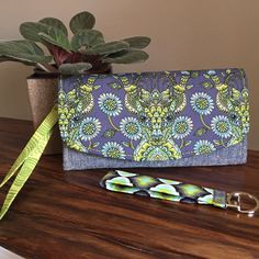 Continental Wallet, Fashion Ideas, Handmade, Hand Made, Craft