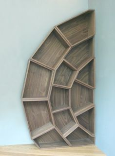 spiderweb bookshelf #furniture