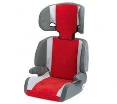 Kindersitz Fabio rot Gruppe II/III für Kinder mit 15-36 kg