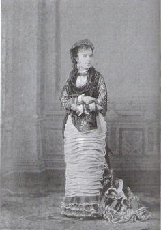 Queen Mercedes of Spain