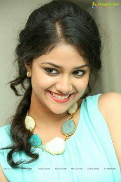 Keerthi@Cute Smile