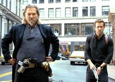 R.I.P.D. Trailer: Ryan Reynolds and Jeff Bridges Fight Crime in the Afterlife