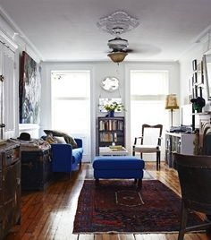 How To Quickly And Easily Create A Living Room Furniture Layout? Small Living Room Design, Living Room Images, Eclectic Living Room, Spacious Living Room, Small Living Rooms, Apartment Living, Rugs In Living Room, Living Room Designs, Living Room Decor