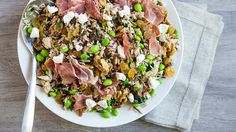 Fusion Long Grain and Wild Rice Salad
