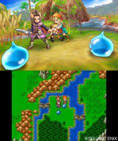 First Dragon Quest XI (PS4/3DS) screenshots - NeoGAF