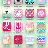 iPhone Makeover Tutorial - Get Preppy Icons for your iPhone!