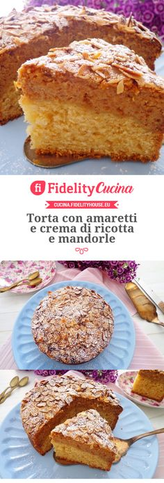 Ricotta, Cake Cookies, Allrecipes, Love Food, Sweet Recipes, Deserts, Muffin, Food And Drink, Favorite Recipes