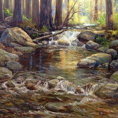 Limekiln Redwoods (detail)
