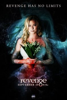 I wasn't expecting to love Revenge, but it has me hooked. I'll admit the dialogue between the actors can get a little ridiculous, but the overall plot has me actually sprinting from work so that I don't miss a minute of it.