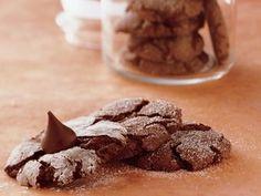 Cake Mix Chocolate Cookies recipe from Betty Crocker