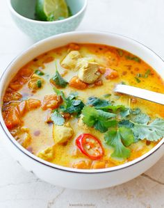 Soup Recipes, Cooking Recipes, Healthy Recipes, Healthy Food, Cheeseburger Chowder, Thai Red Curry, Food Porn, Lunch Box, Good Food