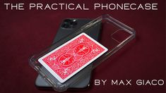 The Practical Phone Case is a way of transforming your phone case into a tool that will allow you to do impossible predictions or reveal playing cards, business cards, billets and anything else that fits inside your phone case.The method is organic, practical and resets instantly.Once you learn the secret, you will b