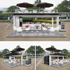 Source Pop-Up mobile coffee shop container design, Prefabricated . Container Design, Shipping Container Home Designs, Shipping Containers, Shipping Container Store, Container Coffee Shop, Container Shop, Container Truck, Container Buildings, Container Architecture
