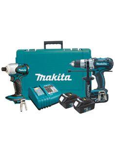 Makita 18V Mobile 2 Piece Combo Kit $499