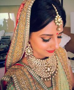 Amrita Sanghavi Bridal Makeup Info & Review | Best Bridal Makeup in Mumbai | Wedmegood