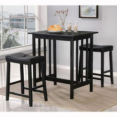 Getting this with stools for the bar...