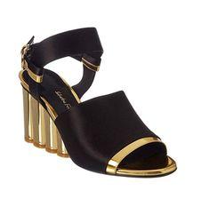Salvatore Ferragamo Flower Block Heel Sandal Salvatore Ferragamo, Block Heels, Sandals, Flower, Womens Fashion, Leather, Shoes, Shoes Sandals, Shoe