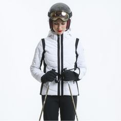 Official UK stockist of Poivre Blanc Ski Wear, Tennis clothing and Kids Ski Wear. A fabulous choice carefully selected by White Stone. Girls Ski Jacket, Kids Ski Wear, Ski Bunnies, Kids Skis, Ski Girl, Tennis Clothes, Skiing, Womens Ski, Ski Jackets