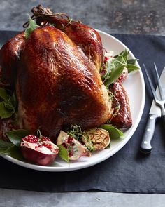 Get the BEST and easiest homemade Turkey brine from @KikkomanUSA and www.whatsgabycooking.com (@whatsgabycookin)!