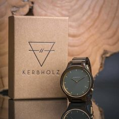 Ready for winter? The Lamprecht Sandalwood Antique Brass is the perfect companion for the dark time of the year. Michael Kors Watch, Antique Brass, Watches, Antiques, Instagram, Accessories, Dark, Winter, Wood