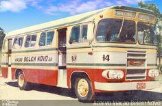 No início dos anos 70 a maioria dos ônibus eram de carroceria Eliziario.
