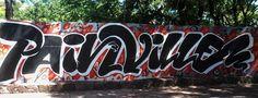 Arte Callejero. Zoológico Municipal Villa Dolores. Montevideo. Uruguay. | Graciela Guffanti. Trinity. Fotografía y Literatura