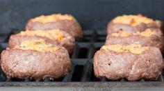 Cheddar Bacon Ranch Burger Bowls