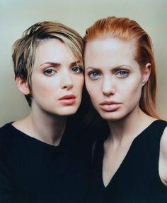 Winona + Angie, 1999