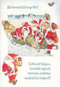 *Christmas card by Lisi Martin*