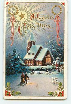 .Vintage Christmas