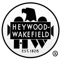 I have been obsessed with Heywood-Wakefield for 10 years... Anytime I step into a furniture consignment or antiques shop I'm on my knees looking under any similarly styled pieces for the HW Brand! If you can find  a piece with the original finish in good condition! SCOOP IT UP!!