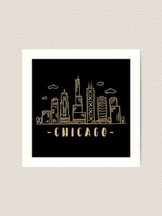 7 Art Ideas Art Skyline Art Skyline Silhouette