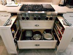 Kitchens, Kitchen Appliances, Smart Home, Getting Organized, Organization, Interior, Kitchen Grey, Diy Kitchen Appliances, Smart House