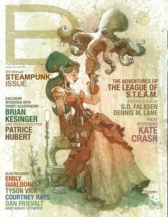 """In the latest issue of Dark Beauty Magazine I have a short story  G. D. Falksen 's short-story """"The Case of the Peculiar Safecracker"""" is featured in ISSUE 19 of Dark Beauty Magazine."""