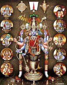 Das Avatars of Shri Vishnu. Lord Ganesha Paintings, Lord Shiva Painting, Ganesha Drawing, Lakshmi Images, Lord Balaji, Lord Krishna Wallpapers, Lord Shiva Family, Shiva Statue, Lord Murugan