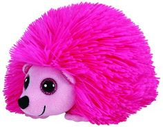a255a5e8 Ty Beanie Baby Lilly - Pink Hedgehog Review Beanie Boos, Beanie Babies,  Hello Kitty